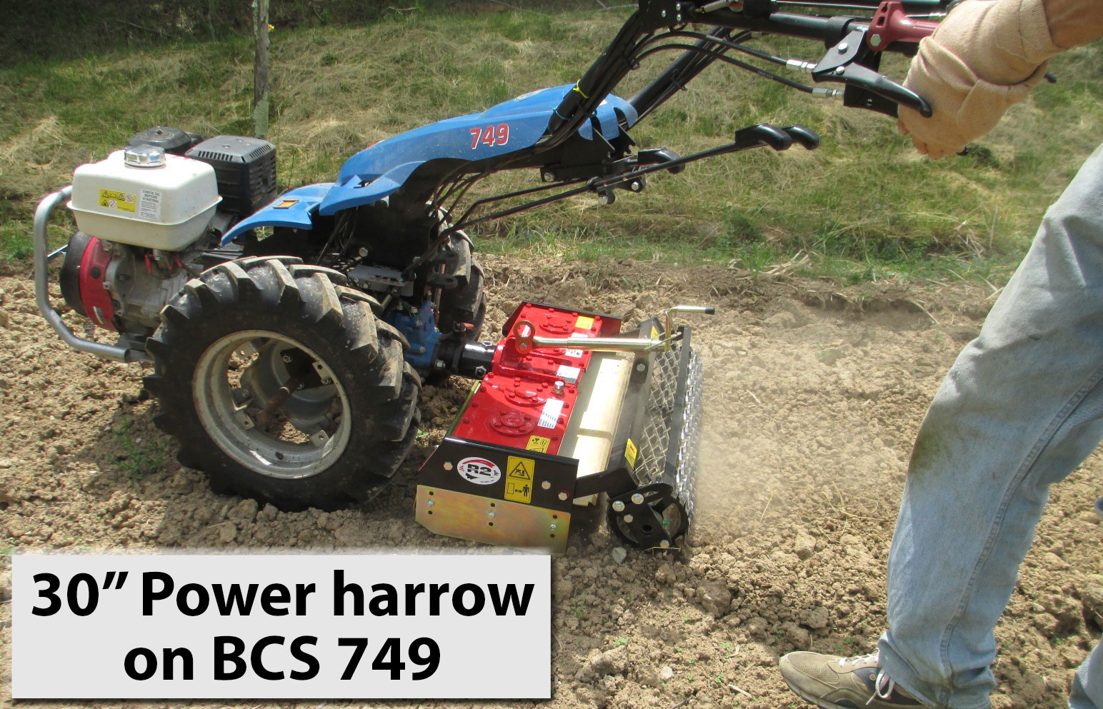 Show home build gas powered mini tractors - Of The 30 Or So Companies Manufacturing 2 Wheel Tractors In Europe Bcs Is By Far The Largest Founded In 1942 Near Milan Italy Bcs Sells Their Equipment