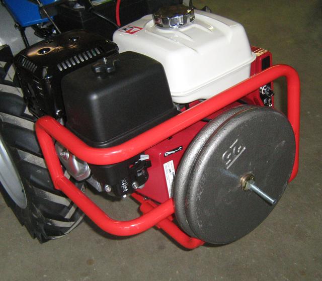 Acme Garden Tractor : Earth tools